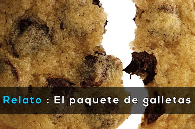 El paquete de galletas - Cuando el gallo canta